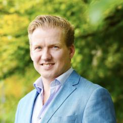 Jorrit Ebben: Spreker, dagvoorzitter en specialist innovatie binnen de gezondheidszorg
