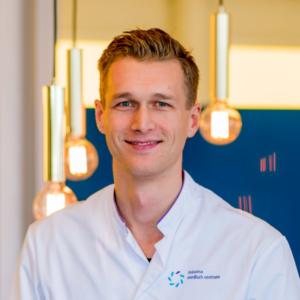 Stefan van Rooijen, arts-onderzoeker en specialist op het gebied van Zorginnovatie en technologie