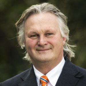 Pier Eringa, bestuursvoorzitter Albert Schweizer Ziekenhuis