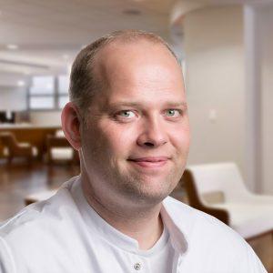 Sander de Hosson, longarts en specialist palliatieve zorg
