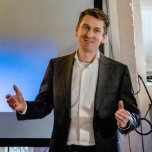 Michel van de Beek | Digitale innovatie transformatie apotheker. De Zorgsprekers